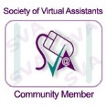 Society of Virtual Assistant Community Member