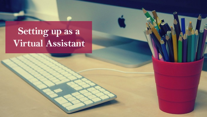 Setting up as a Virtual Assistant