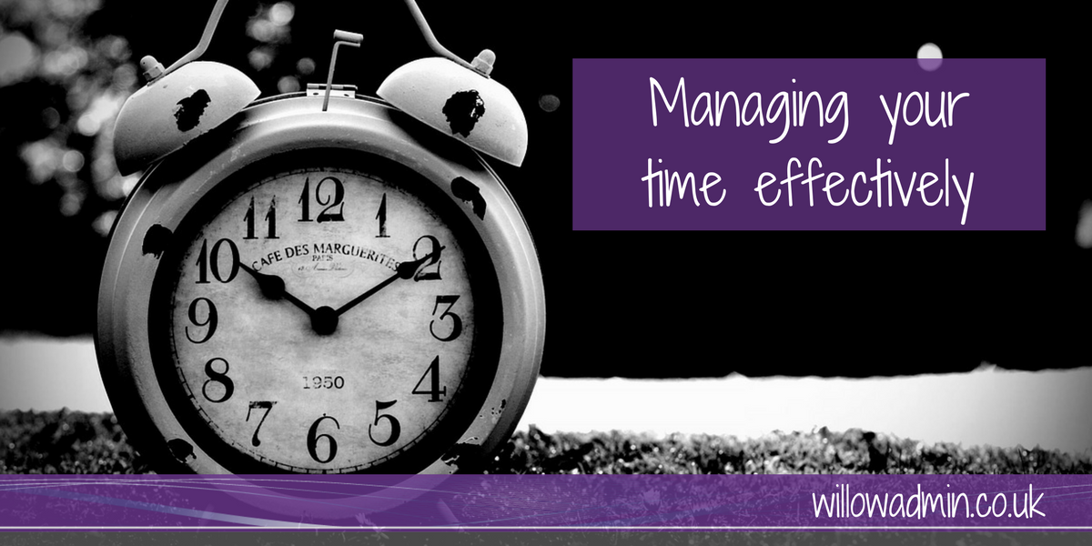 Managing-time-effectively