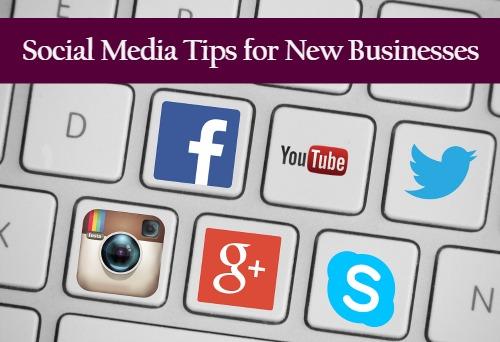 Social Media tips for new businesses