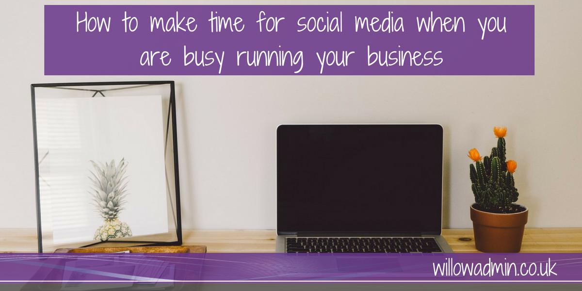 make-time-social-media
