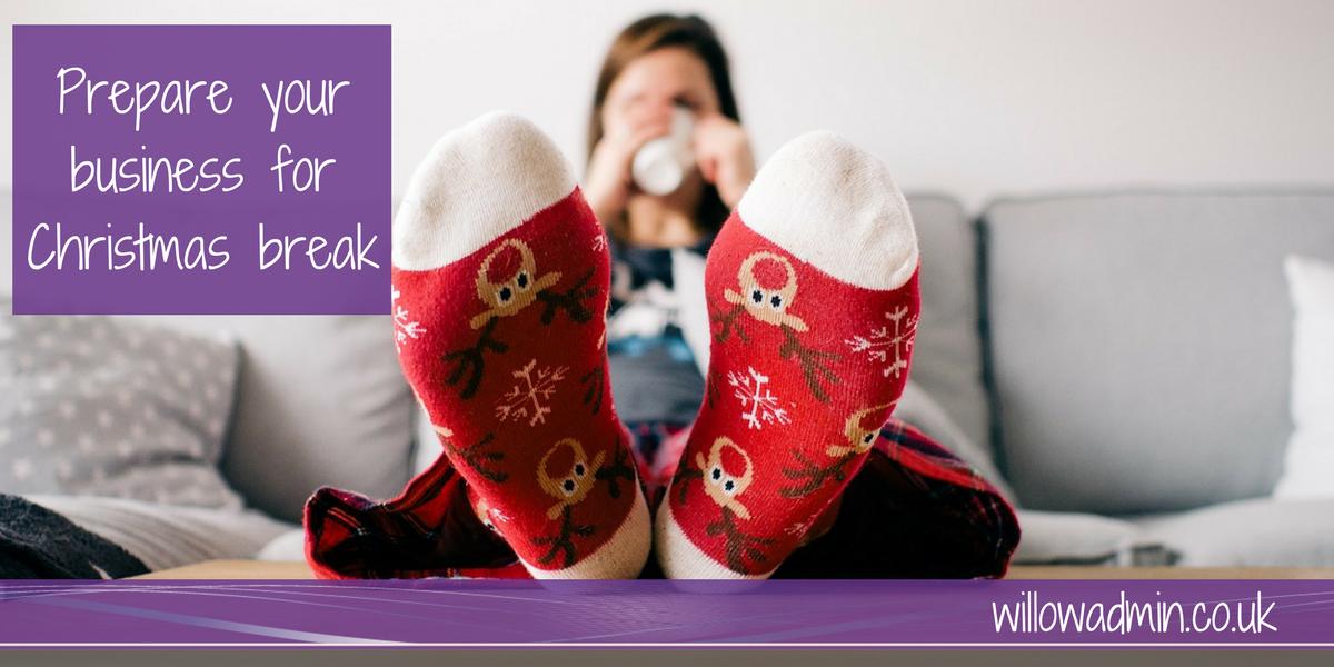 Christmas-break-prepare-business