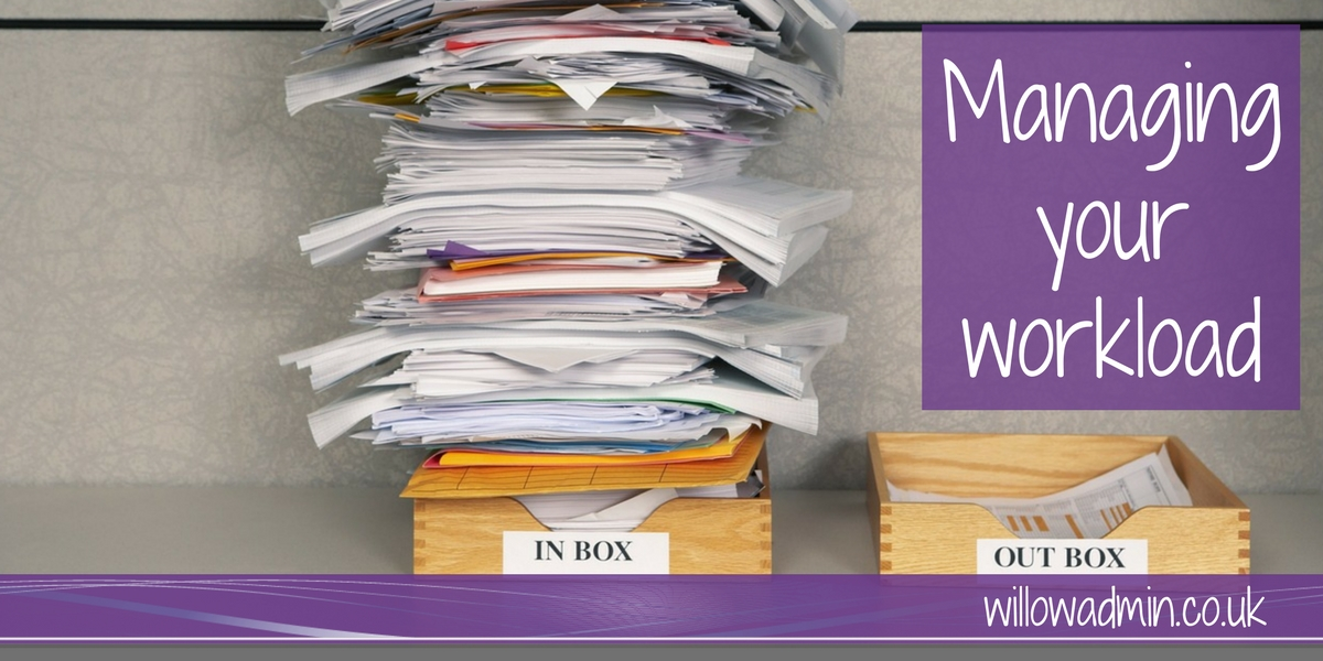 Managing-your-workload