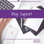 Blog Support