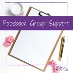 Facebook Group Support
