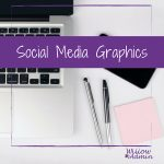 creating social media graphics